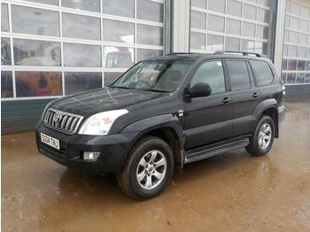 Лек автомобил 2004 Toyota Land Cruiser