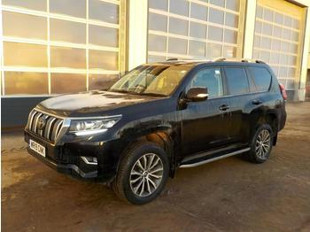Лек автомобил 2019 Toyota Land Cruiser