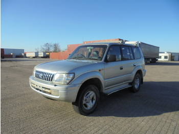 Лек автомобил Toyota Land Cruiser 150 D 4X4