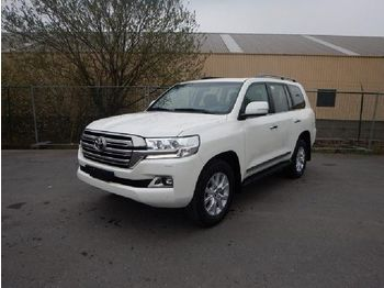 Лек автомобил Toyota Land Cruiser 200 VX +: снимка 1
