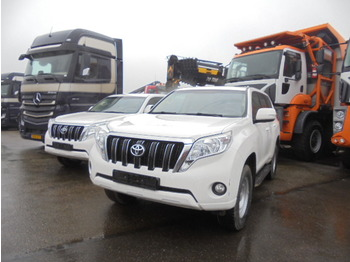 Лек автомобил Toyota Land Cruiser 2X 150 4X4