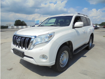 Лек автомобил Toyota Land Cruiser PRADO 150