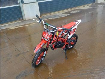 Unused Jamofa HB-DB02 49CC Mini Dirt Bike - мотоциклет