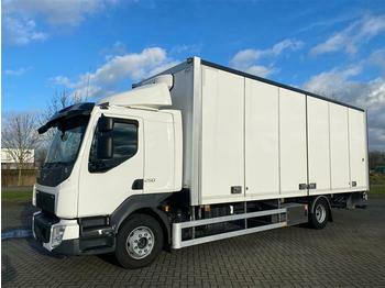 Volvo FL260 4X2 EURO 6  FULL SIDE OPENING WITH BOX HEA  - камион брезент