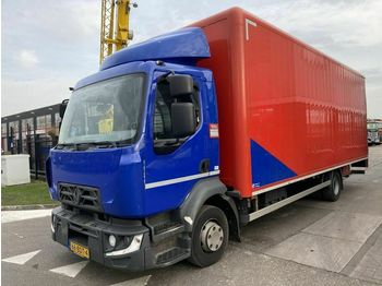 Камион фургон Renault D 12.210 4X2 EURO 6 - STEEL SUSPENSION + LAADKLE
