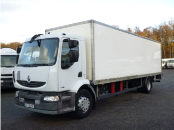 Камион фургон Renault Premium 240.18 dxi 4x2 closed box + taillift