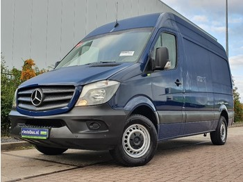 Товарен бус Mercedes-Benz Sprinter 210 cdi, lang, hoog, air