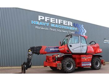 Manitou MRT2550 PRIVILEGE PLUS Valid inspection, *Guarante  - телескопичен товарач