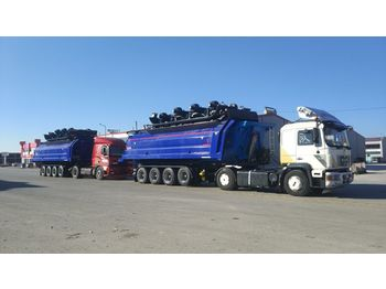 Самосвал полуремарке LIDER 2020 YEAR NEW (MANUFACTURER COMPANY LIDER TRAILER & TANKER )