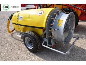 Прикачна пръскачка WOPROL Obstbauspritze 1500l/Orchard sprayer/Pulverisateur de verger