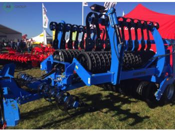 Селскостопански валяк Agristal Cambridge-Walze 5 m 500 mm/Cambridge roller with field drag/Rouleau Cambridge/Каток Cambridge/Rodillo Cambridge con rastra hidráulica/Rullo Cambridge/Wał uprawowy Cambridge z włóką