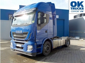 IVECO Stralis AS440S48TP - влекач