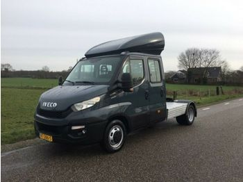 Влекач Iveco Daily 40C17 BE mini sattelzugmaschin