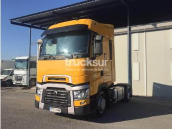 Renault T520 HIGH SLEEPER CAB - влекач